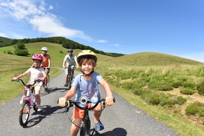 Die Voies Vertes – die grünen Routen – sind spezielle Routen, die für Familie ausgelegt wurden. (#2)