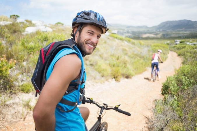 Eine gute Abwechslung bieten die Véloroutes: von Schnur ebenem Asphalt bis hin zu holprigen Strecken, auf denen ein Mountainbike besser wäre, hier ist alles dabei. (#3)