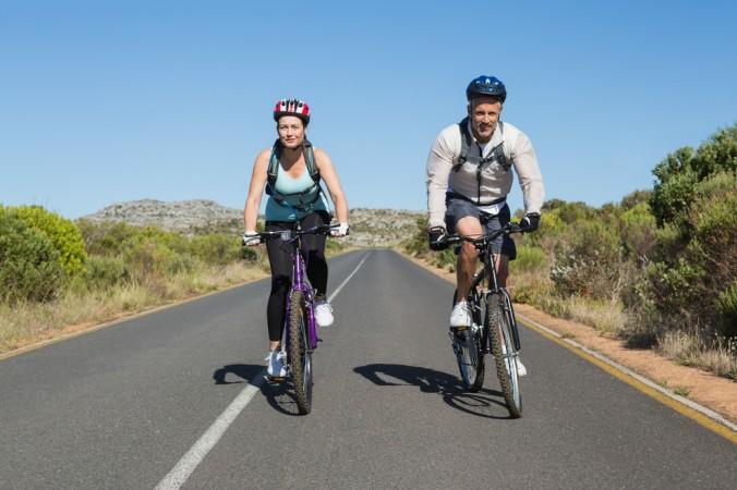 Gut ausgebaute Radwege ohne viel Verkehr lassen das Bikerherz höher schlagen. (#1)