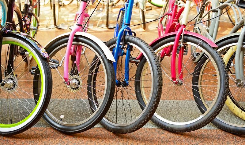 Welcher Fahrradreifen geeignet ist, hängt laut Continental davon ab, für welchen Einsatzzweck der gedacht ist (#01)