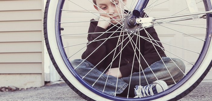 Fahrradreifen flicken: So wird's gemacht