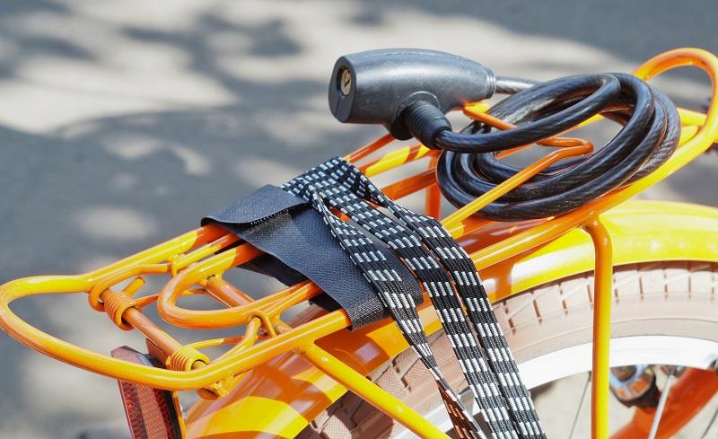 Modulare System-Gepäckträger: Der Hinterradgepäckträger ist der Klassiker unter den Ausführungen. (#02)