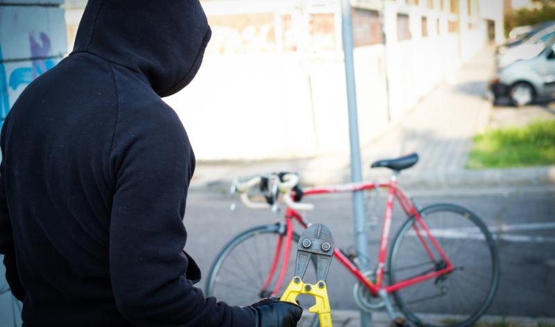 Insgesamt wurden im bundesweiten Durchschnitt 363,5 Fahrräder pro 100.000 Einwohner gestohlen