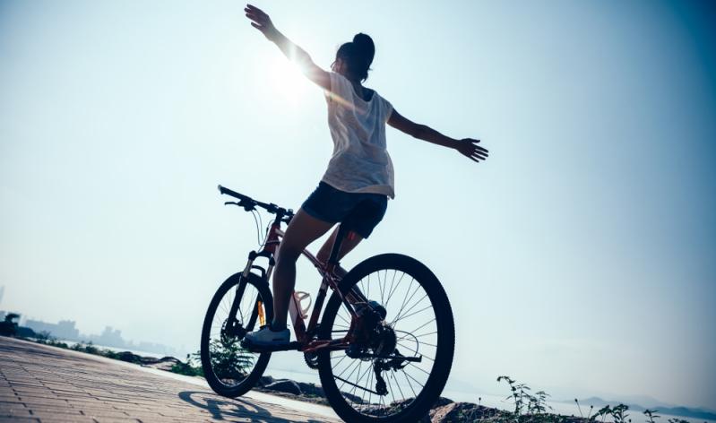 Wenn die Arme und Beine nicht richtig ausgerichtet sind, steigt auch die Belastung des eigenen Körpers.